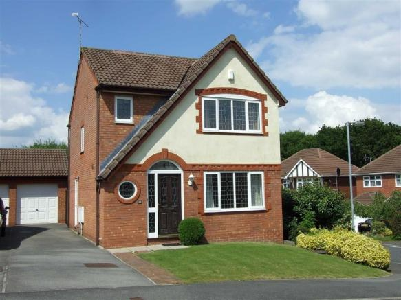 3 bedroom detached house for sale in forest walk buckley for Buckley house