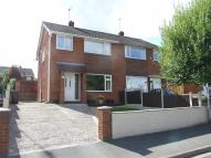 3 bedroom semi detached house for sale in Bryn Awelon, Buckley...