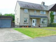 3 bedroom semi detached property for sale in Ffordd Edwin, Northop...