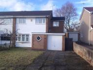 4 bed semi detached property for sale in Beech Grove, Mynydd Isa...