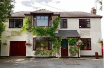 4 bed Detached property for sale in Alltami Road, Buckley...