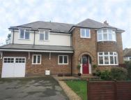 Detached home to rent in Thornby Avenue...