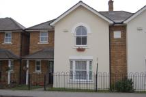 Station Road West house