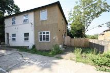 2 bedroom semi detached property in Brent Road...