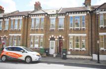 4 bed Terraced home in Gillian Street, Lewisham...