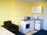 Studio flat in Elsham Road...