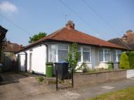 Semi-Detached Bungalow in Beaumont Avenue, WEMBLEY...