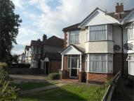 Carlyon Avenue semi detached house to rent
