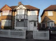 3 bed semi detached property in Park Lane, SOUTH HARROW...