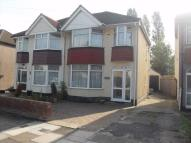 3 bedroom semi detached home in Eskdale Avenue, NORTHOLT...