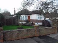 Detached Bungalow to rent in Coniston Gardens, PINNER...