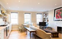 Flat to rent in Palliser Road...