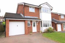Detached property in Maddox Close, Monmouth...