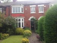 Terraced property in Thornfield Road...