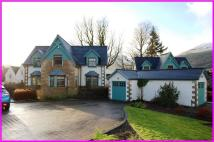 3 bedroom Detached house in The Orchard, Arrochar...