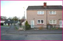 2 bed semi detached property in Colquhoun Drive...