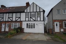 2 bed End of Terrace house to rent in Alberta Avenue, Cheam...