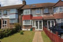 4 bed Terraced house in Hillcross Avenue, Morden...