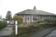 Semi-Detached Bungalow to rent in Warren Drive, Bingley