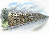 new development in Park Lane , Keighley  for sale