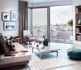 Flat for sale in Royal Wharf...
