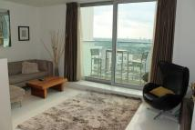 Flat to rent in Pan Peninsula Square...