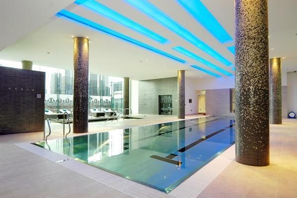 600 Pool Angle