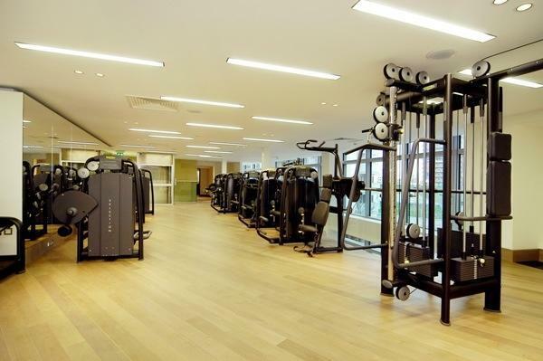 600 Gym Level 2 2