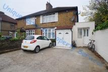 Wheatley Gardens semi detached house for sale