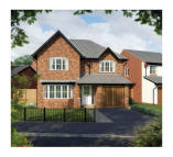 4 bed new home for sale in Bath Vale Congleton...