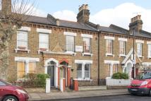 Cottage in Ilbert Street, London...
