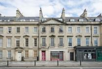 5 bedroom Terraced house for sale in Bladud Buildings, Bath...