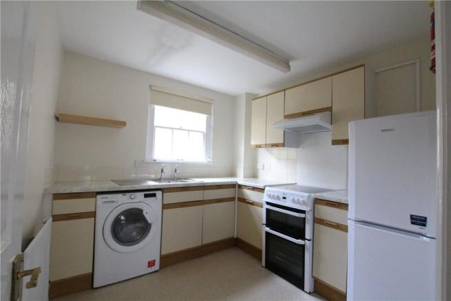 Kitchen Flat 1