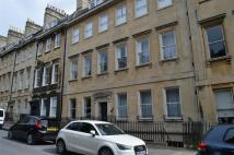 1 bed Apartment in CATHARINE PLACE, BATH...