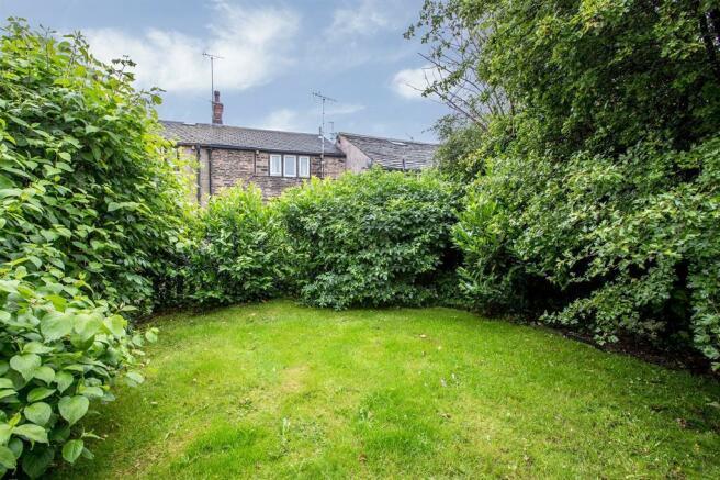 Garden (rented)