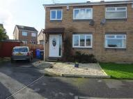 semi detached home in Milburn Court, Sothall...
