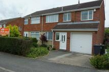 semi detached property for sale in Church Lane , Aston...