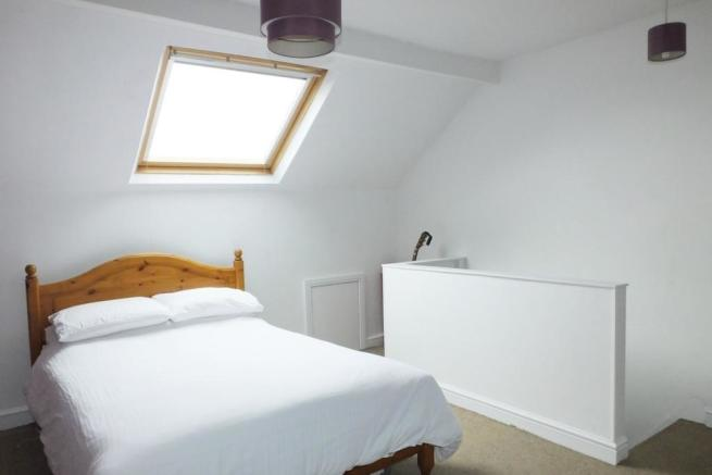 Attic Bedroom 2
