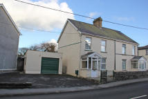 3 bed semi detached property in Station Road, St. Clears...