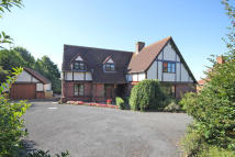 4 bed Detached house for sale in Heol Y Mynydd, Pembrey...