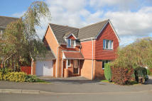 4 bed Detached property for sale in Parc Yr Odyn, Johnstown...