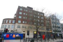 Studio flat in Warren Court, Fitzrovia...