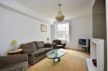 Flat in Portman Square...