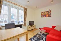3 bedroom Flat to rent in Lisson Street...