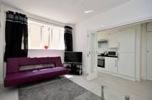 1 bed Flat to rent in Old Marylebone Road...