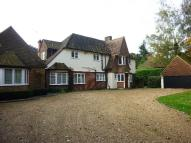 Detached property in Guildford Road...