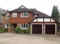 Detached house in Bookham, Surrey