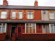 Terraced house in New Street...