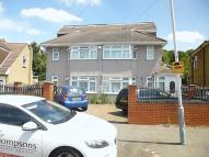 semi detached house in Langley Crescent, Hayes