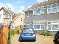Langley Crescent semi detached house for sale